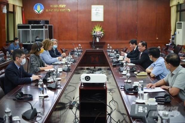 Banco Mundial dispuesto a apoyar a proyectos de desarrollo agricola de Vietnam hinh anh 2