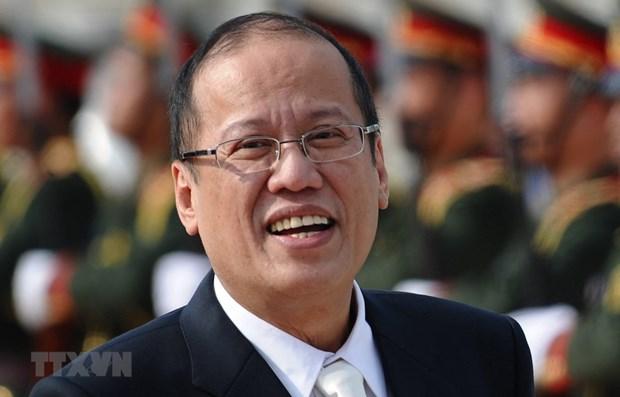 Filipinas declara duelo nacional por deceso de expresidente Benigno Aquino hinh anh 1