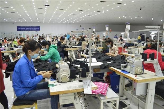 Producto Interno Bruto regional de Hanoi aumenta 5,91 por ciento hinh anh 1
