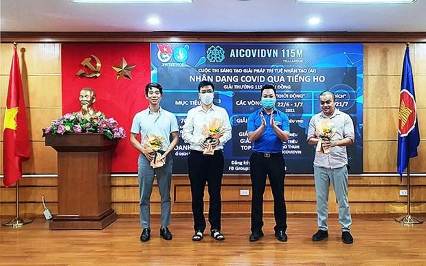 Lanzan en Vietnam concurso tecnologico para deteccion de COVID-19 hinh anh 1