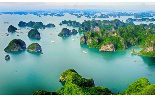 Ofrecen entrada graduita a Bahia de Ha Long de Vietnam hinh anh 1