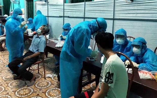 Amanece Vietnam con 50 nuevos casos del COVID-19 hinh anh 1