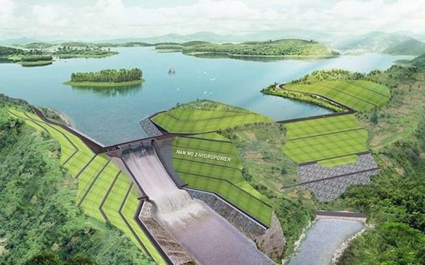 Vietnam y Laos fomentaran cooperacion en materia energetica hinh anh 1