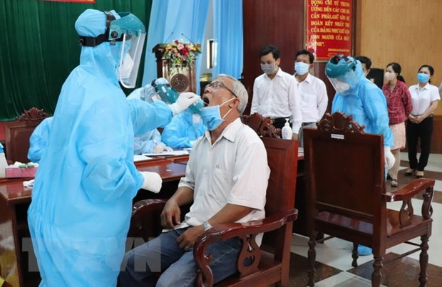Vietnam confirma 197 nuevos casos del COVID-19 hinh anh 1