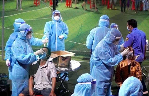 COVID-19: Vietnam confirma 76 nuevos contagios locales hinh anh 1