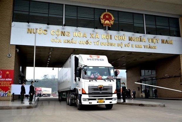 Promueven intercambio comercial fronterizo Vietnam-China hinh anh 1