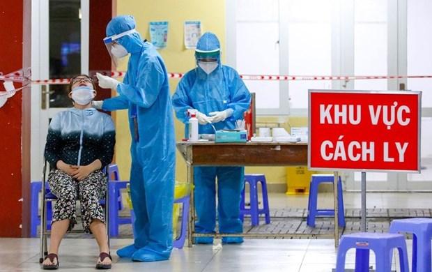 COVID-19: Orientan aislamiento domiciliario piloto para casos F1 en Ciudad Ho Chi Minh hinh anh 1