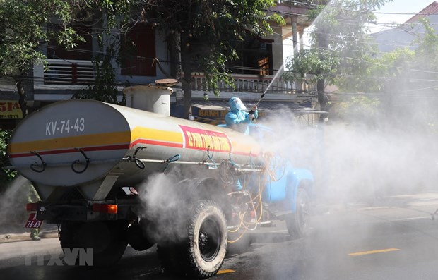 Vietnam rebasa los 16 mil casos del COVID-19 hinh anh 1
