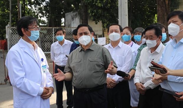 Instan a adoptar en Vietnam soluciones flexibles en lucha contra COVID-19 hinh anh 1