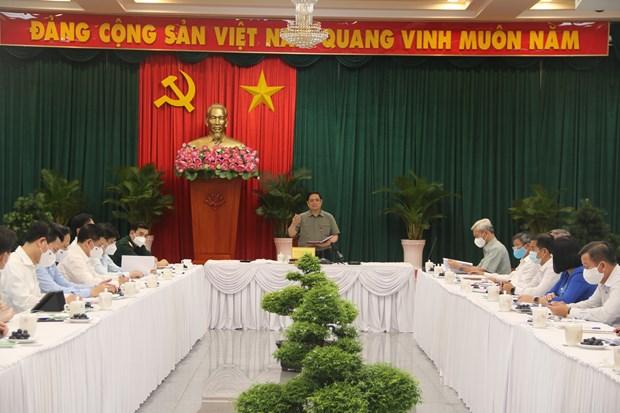 Instan a adoptar en Vietnam soluciones flexibles en lucha contra COVID-19 hinh anh 2
