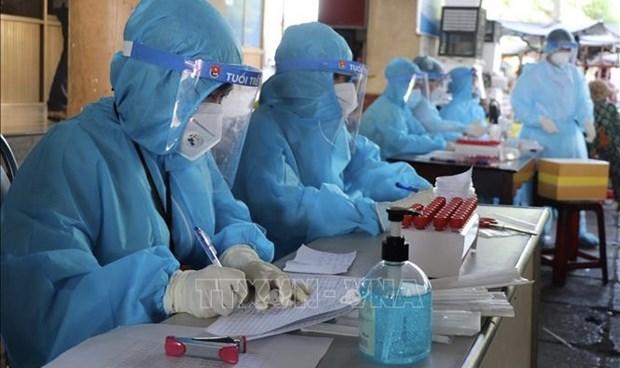 Amanece Vietnam con 95 nuevos casos del COVID-19 hinh anh 1