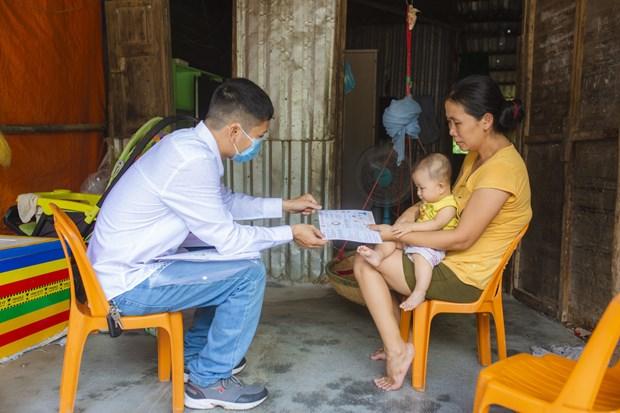 Embajada de Nueva Zelanda en Vietnam ofrece asistencia a trabajadoras vietnamitas hinh anh 3
