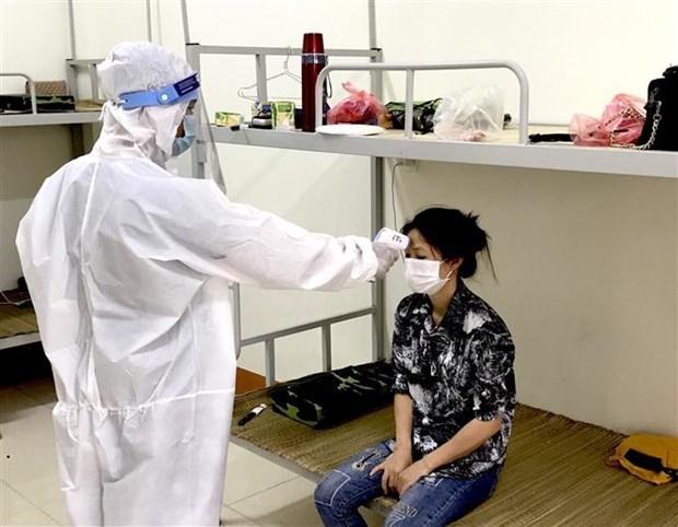 Reporta Vietnam 175 casos nuevos de COVID-19 hinh anh 1