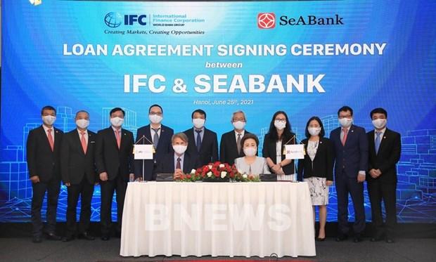 CFI se asocia con banco vietnamita para proveer credito a pymes hinh anh 1