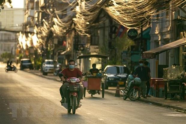 COVID-19: Aumentan infecciones comunitarias en Laos fuera de la capital hinh anh 1