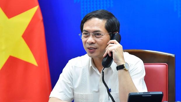 Vietnam y Noruega buscan agilizar coordinacion en actividades de CSNU hinh anh 2