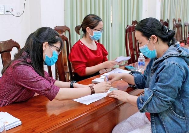 Embajada de Nueva Zelanda en Vietnam ofrece asistencia a trabajadoras vietnamitas hinh anh 2