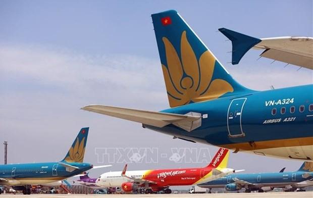 Vietnam considera reactivacion gradual de vuelos internacionales para fines de 2021 hinh anh 1