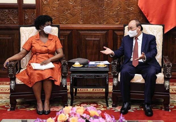 Vietnam desea recibir respaldo continuo de BM para desarrollo sostenible hinh anh 1
