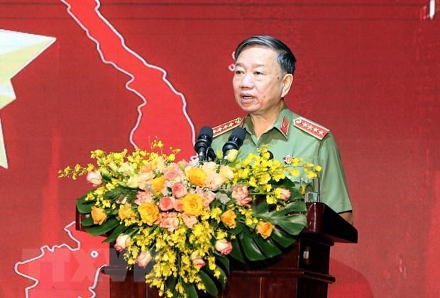 Vietnam participa en primera conferencia de consulta de seguridad ASEAN-Rusia hinh anh 1
