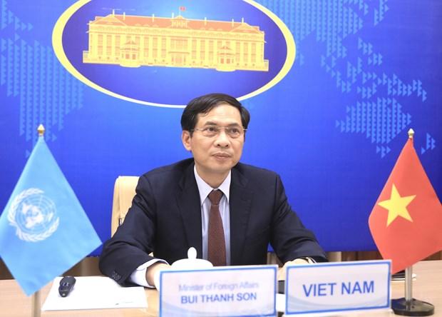 Pide Vietnam soluciones globales para garantizar la ciberseguridad hinh anh 1