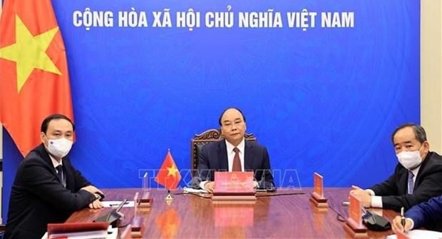 Aprecian asistencia de empresas surcoreanas a lucha antipandemica en Vietnam hinh anh 1