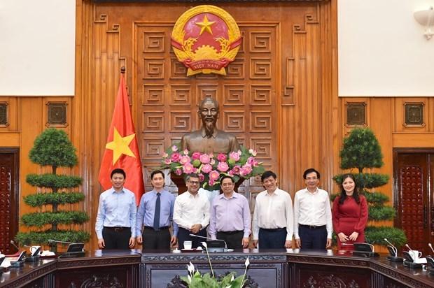 Vietnam aspira a recibir 10 millones de dosis de AstraZeneca para agosto hinh anh 1