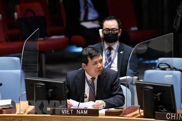 Vietnam insta a esforzarse por estabilizar situacion en Bosnia y Herzegovina hinh anh 1