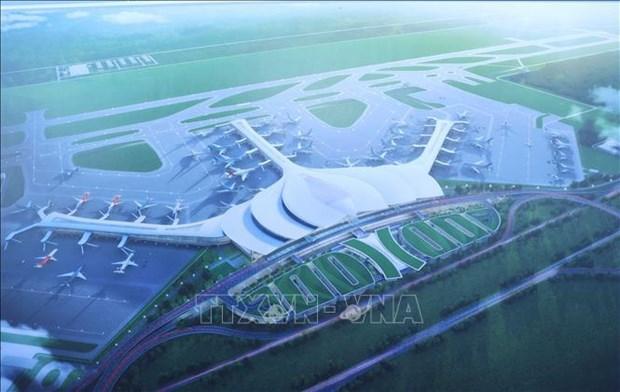 Aceleran en Vietnam construccion del aeropuerto internacional Long Thanh hinh anh 1