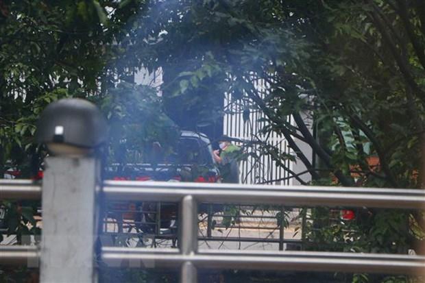 Abren proceso legal contra exfuncionarios de provincia vietnamita de Binh Duong hinh anh 1