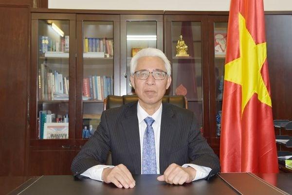 Resaltan buena marcha de nexos de cooperacion Vietnam-China hinh anh 1