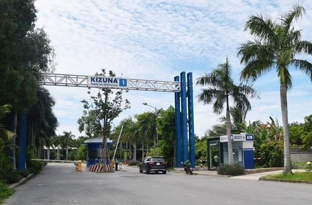 Long An lidera atraccion de inversion extranjera en Vietnam en el primer semestre hinh anh 1