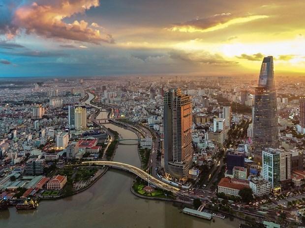 Ciudad Ho Chi Minh obtiene superavit comercial en primer semestre hinh anh 1