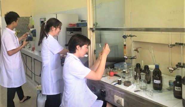 Descubre Vietnam nuevo metodo en sintesis de medicamento contra COVID-19 hinh anh 2