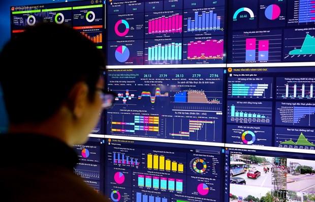 Vietnam en el top 25 mundial de ciberseguridad hinh anh 1