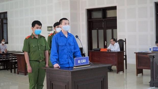 Condenan a muerte en Vietnam a extranjero acusado de asesinato y desmembramiento hinh anh 1