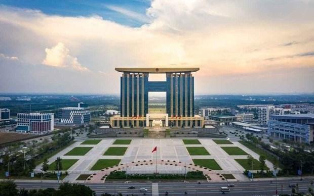 Provincia vietnamita de Binh Duong en top 7 de urbes inteligentes del mundo hinh anh 1