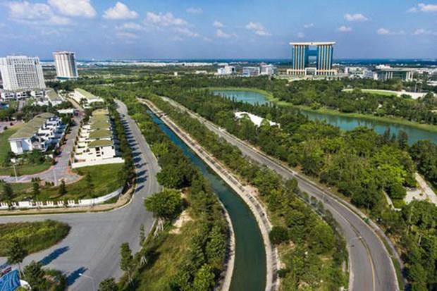 Provincia vietnamita de Binh Duong en top 7 de urbes inteligentes del mundo hinh anh 2