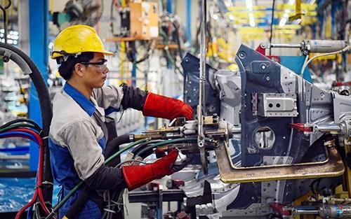 Produccion industrial de Dong Nai aumenta 7,54 por ciento en seis meses hinh anh 1