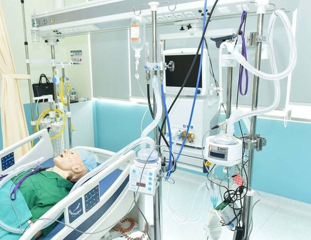 COVID-19: Fabrica Vietnam concentrador de oxigeno de alto flujo hinh anh 1