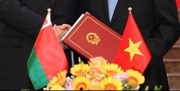 Vietnam felicita a Belarus por su Dia de la Independencia hinh anh 1
