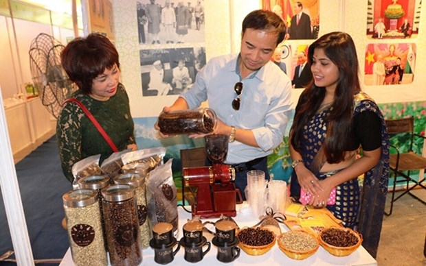 Vietnam y la India promueven intercambio comercial hinh anh 1