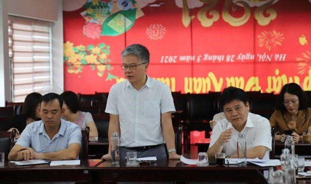 Eligen a vietnamita miembro honorifico de Sociedad Londinense de Matematicas hinh anh 1