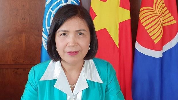 Vietnam apoya esfuerzos de UNCTAD de asistir a paises en recuperacion sostenible hinh anh 1