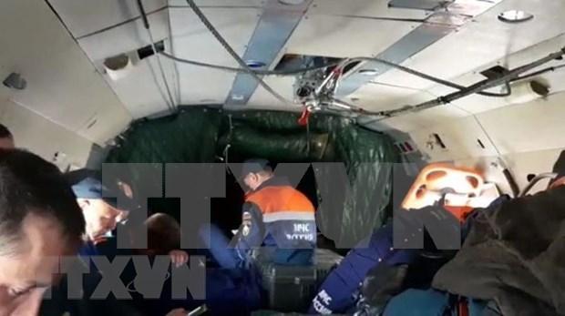 Vietnam envia condolencias a Rusia por accidente aereo hinh anh 1