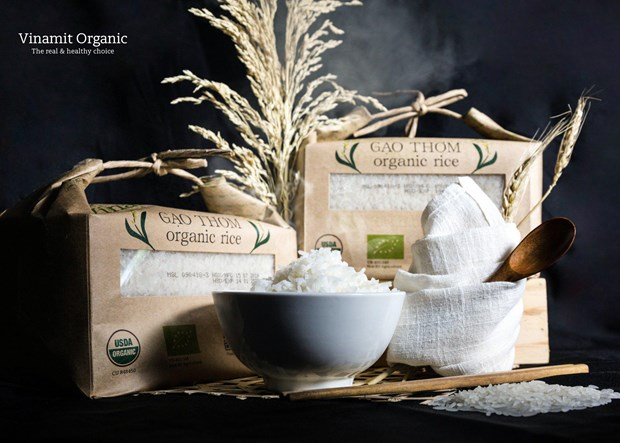 Maximizan potencial de productos agricolas organicos vietnamitas en Australia hinh anh 1