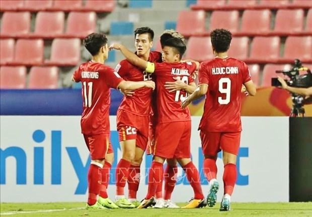 Celebraran sorteo de ronda clasificatoria de Copa Asiatica sub-23 de futbol hinh anh 1