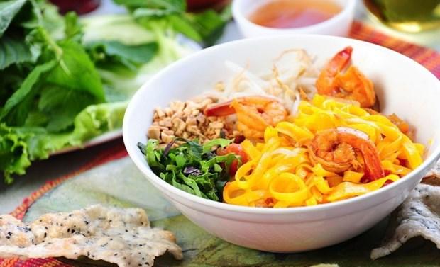 Lanzan programa de promocion gastronomica sobre Da Nang hinh anh 2