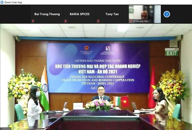 Farmacia y energia renovable, entre motores de comercio Vietnam-India hinh anh 1