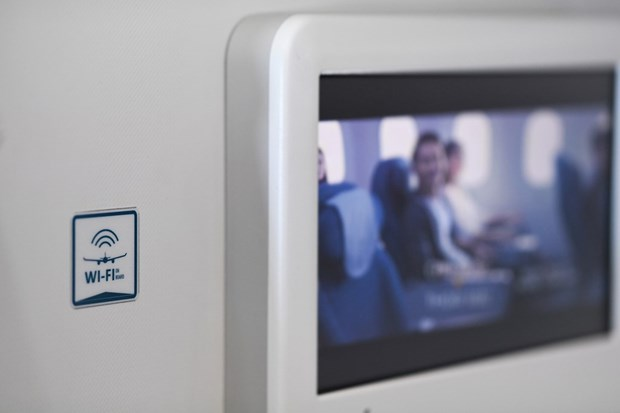 Ofrecera Vietnam Airlines servicios de Internet a bordo hinh anh 1